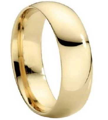Men's Gold Rings