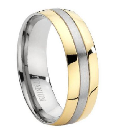 Men 39 S Wedding Ring Metals MWR