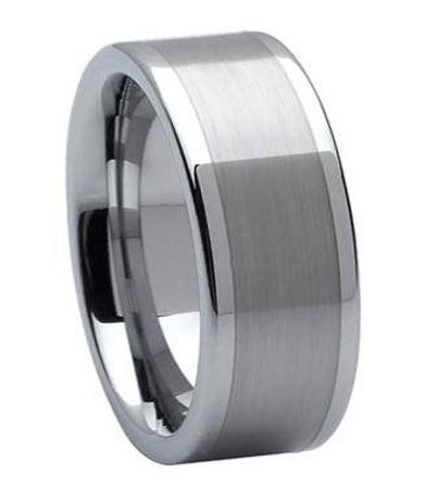 mtg0006 - Tungsten Mens Wedding Ring