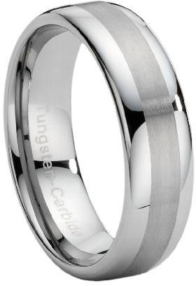 Men's Tungsten rings