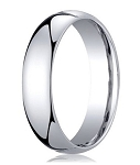 Designer Platinum  Wedding Band with Polished Finish – 5 mm - MB1173