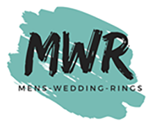 Mens Wedding Rings Logo